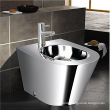 Wall Mounted Stainless Steel Bidet (5126)