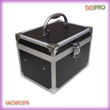 Bunte kleine Designer Make-up-Box mit Spiegel und Schlüssel (SACMC079)