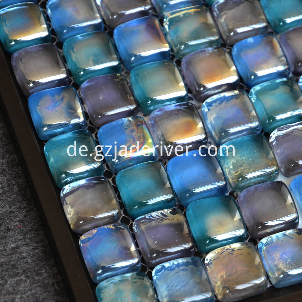 Different Colors Mosaic Stone