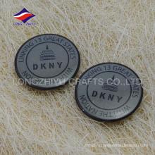 Напечатанный металл страна большая круглая кнопка значок pin