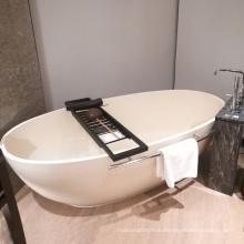 52  inch Solid Surface Freestanding Bathroom Soaking Bathtub