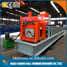 Custom metal automatic ridge cap cold roll roll forming machine