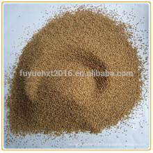 Grade de polimento seco ecológico de alta eficiência Metais de grânulos de casca de noz seca