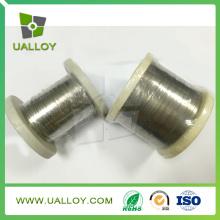 Nickel-Mangan-Legierungen Flachdraht Nimn2 Ni212 Band 0,6 * 8 mm