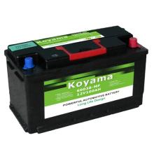 Bateria de partida Mf de 12V100ah-selada (60038MF-DIN100MF)