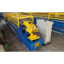 High speed cold rolled u stud machine manufactured metal profile roll forming machine
