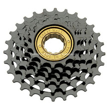 14-28 Gears 6 Speed Freewheel