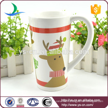 Deer Design Wholesale Ceramic Mug For Kids