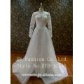 Loverxu Sexy Elegant Appliques Lace A Line Bride Gowns 2017 Vintage Wedding Dress