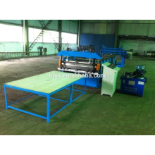 Transverse shear slitting equipment