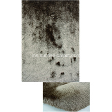 Shaggy Polyester Long Tile Carpet