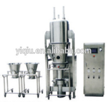 multi-functional fluid bed granulator and coater