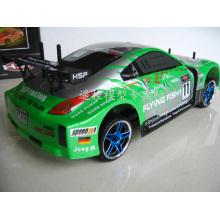 Venta caliente 1/10 coches de deriva RC RC 80 kilometros / H RC 4WD deriva coche