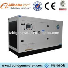 Super Soundproof 100KW Diesel Silent Generator Prix