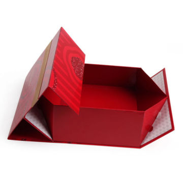 Tùy chỉnh Luxury Art Paper Flat Folding Box