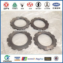 Запчасти для грузовиков Dongfeng, звездообразные стопорные шайбы 24ZHS01-01081, стопорные шайбы