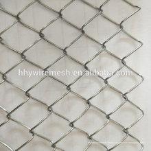 Покрынная PVC ячеистая сеть звена цепи прокатывает