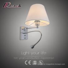 Guzhen Lighting Decrotive LED Bedside Lesung Wandleuchte