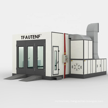 TFAUTENF TF-ES3 electrical heating Auto Paint Booth/Car Spray Booth/paint oven