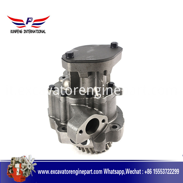 Nt855 Diesel Engine Parts Oil Pump For 3609833