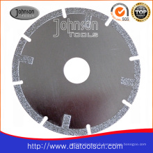 Lame de scie à diamants électrostatique Od105mm haute qualité