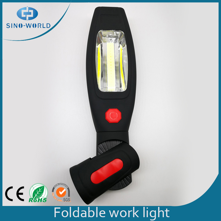 Work Light With A Clip