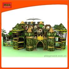 Parque de diversão coberto no interior de Mich Dinosaur para venda