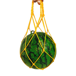 Greenhouse Watermelon Fruit Growing Net Bag