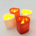Cobblestone Mini Led Tea Light Cheap Lilin Wax