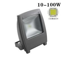 Новый! 85-265V IP65 10W Белое светодиодное освещение