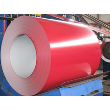 Cobre de alta qualidade Coated Steel Coil