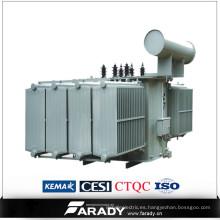 KNAN transformador de distribución eléctrica de alto voltaje 132kv transformador de energía proveedores