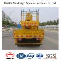 13.5m Isuzu Elf Aerial Platform Truck with Hoister