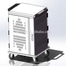Chargeur USB de port de ZMEZME 36 avec des serrures pour le restaurant chargeant l'armoire avec la serrure pour l'école