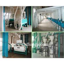 Flour Mill (5-1000t / 24h)