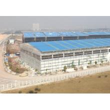 Large Space Truss Structure for Logistics Center