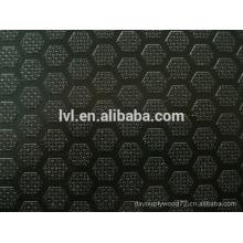 18mm Anti-Rutsch-Folie konfrontiert Sperrholz Herstellung für den Bau