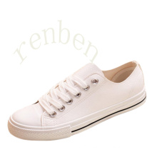 New Hot Arriving Women′s Footwear Casual Canvas Shoes
