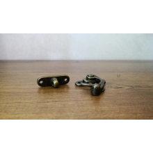 Fábrica profesional de alta calidad de metal Lock para caja de madera