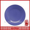 Ceramic purple dinner plates, purple plates dish