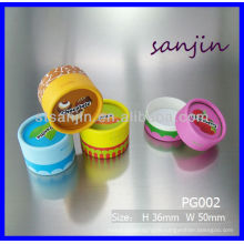 2014 new product paper cosmetic jar packaging box