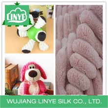 soft wide wale corduroy fabric for plush toy