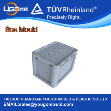 Plastic Injection Box Mould