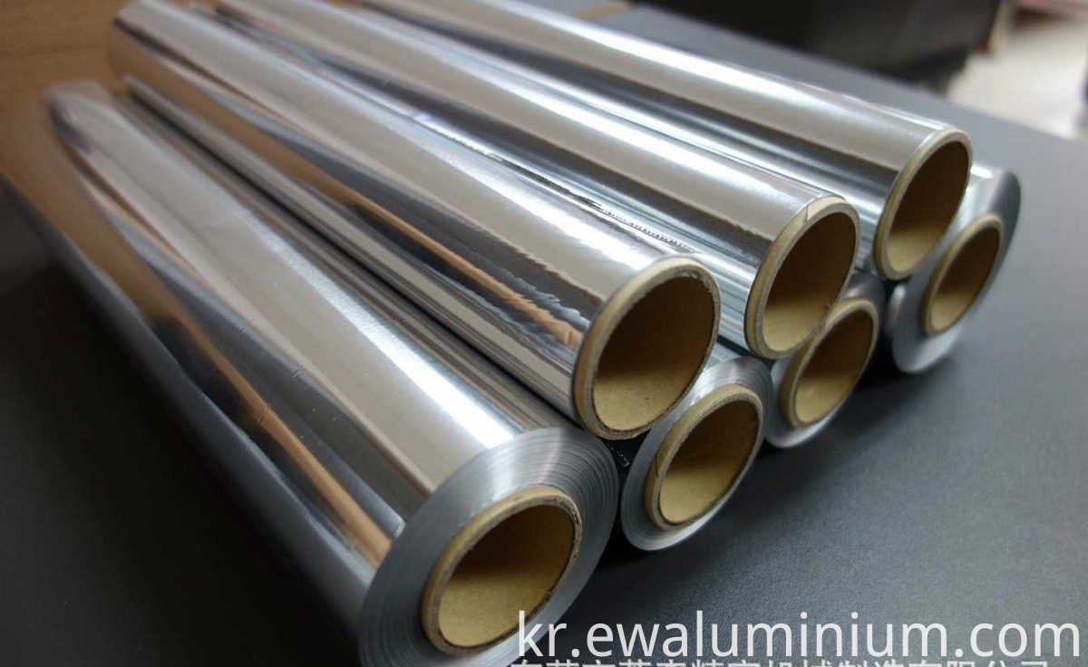 aluminium foil for food