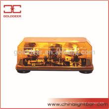 Halogênio duplo rotação de emergência Lightbar Mini