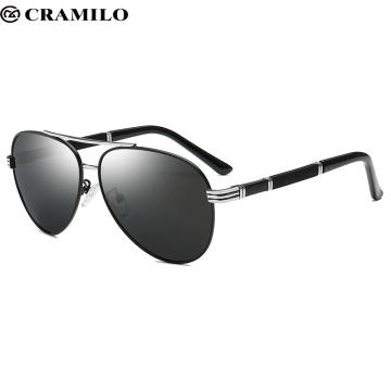 Поляризованные 80-е Ретро классические модные стильные солнцезащитные очки для мужчин, женщин