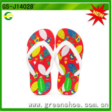 Hot Selling China EVA Slipper Flip Flop para o verão