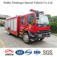 6ton camión cisterna de espuma Dongfeng Euro4
