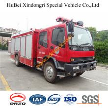 6ton Dongfeng Foam Tanker Truck Euro4