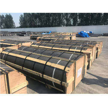 UHP 700mm 2700mm Graphite Electrodes middle east
